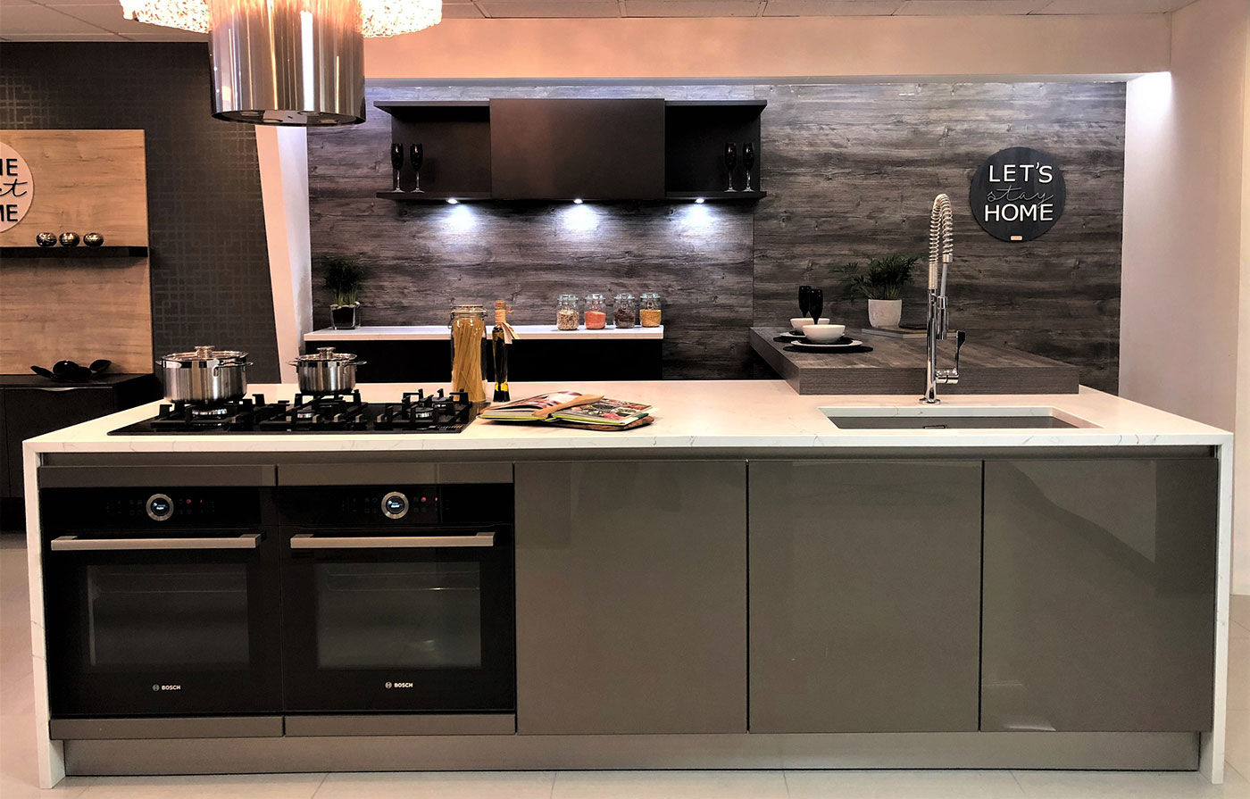 Nobilia Kitchens at Sheths Kitchens